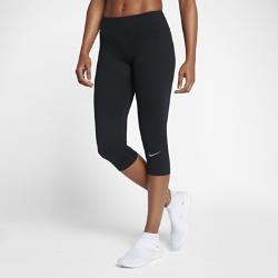Женские беговые капри Nike Zonal StrengthЖенские беговые капри Nike Zonal Strength из эластичной ткани обеспечивают поддержку ключевых мышц ног для новых рекордов в беге.<br>