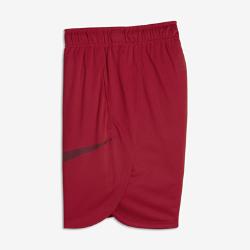 Шорты для тренинга для мальчиков школьного возраста Nike Dry 20,5 смШорты для тренинга для мальчиков школьного возраста Nike Dry 20,5 см из эластичной влагоотводящей ткани обеспечивают комфорт и свободу движений во время тренировки.<br>