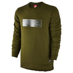 Мужской свитшот Nike F.C.Мужской свитшот Nike F.C. из мягкой ткани френч терри обеспечивает тепло и комфорт.<br>