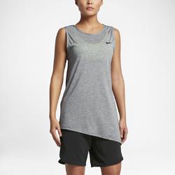 Женская майка для тренинга Nike BreatheЖенская майка для тренинга Nike Breathe из ткани Nike Breathe со вставками из сетки обеспечивает вентиляцию, комфорт и свободу движений на каждой тренировке.<br>