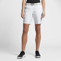 Женские шорты для гольфа Nike Flex 23 смЖенские шорты для гольфа Nike Flex 23 см из эластичной влагоотводящей ткани обеспечивают комфорт и защиту во время игры.<br>