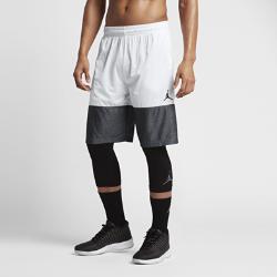 Мужские баскетбольные шорты Air Jordan BlockoutМужские баскетбольные шорты Air Jordan Blockout из легкой влагоотводящей ткани обеспечивают длительный комфорт во время игры.<br>