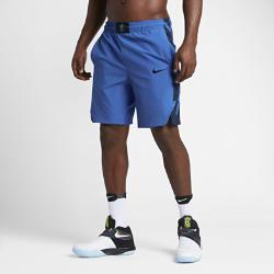 Мужские баскетбольные шорты Nike Flex Kyrie Hyper Elite 23 смМужские баскетбольные шорты Nike Flex Kyrie Hyper Elite 23 см из эластичной ткани с облегающим кроем обеспечивают защиту от влаги, свободу движений и комфорт.<br>