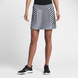 Юбка-шорты для гольфа Nike Precision Knit Print 2.0 37 смЮбка-шорты для гольфа Nike Precision Knit Print 2.0 37 см из влагоотводящей ткани со вшитыми шортами обеспечивает комфорт и защиту.<br>