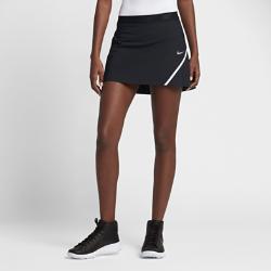 Юбка-шорты для гольфа Nike FlexЮбка-шорты для гольфа Nike Flex объединяет классические элементы и усовершенствованный дизайн, а отводящая влагу эластичная ткань обеспечивает комфорт во время игры.<br>