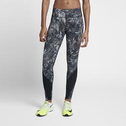 Женские беговые тайтсы Nike Power Epic LuxЖенские беговые тайтсы Nike Power Epic Lux обеспечивают оптимальную поддержку и вентиляцию благодаря компрессионной ткани и вставкам из сетки.<br>