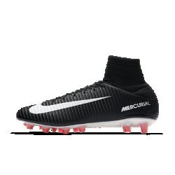 Футбольные бутсы для игры на искусственном газоне Nike Mercurial Veloce III Dynamic Fit AG-PROФутбольные бутсы для игры на искусственном газоне Nike Mercurial Veloce III Dynamic Fit AG-PRO обеспечивают отличную посадку, превосходное касание мяча и потрясающее сцепление с поверхностью, позволяя развивать максимальную скорость на полях с искусственным газоном.<br>
