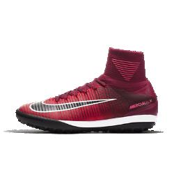 Футбольные бутсы для игры на газоне Nike MercurialX Proximo IIФутбольные бутсы для игры на газоне Nike MercurialX Proximo II обеспечивают отличную посадку, непревзойденное касание и потрясающее сцепление, позволяя развивать максимальную скорость на искусственных поверхностях.<br>