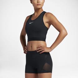 Женская майка Nike Pro HyperCoolЖенская майка Nike Pro HyperCool из дышащей сетки и эластичной ткани обеспечивает вентиляцию и комфорт во время тренировки.<br>