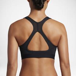 Спортивное бра для нагрузок средней интенсивности Nike Classic CoolingСпортивное бра для нагрузок средней интенсивности Nike Classic Cooling с компрессионной посадкой обеспечивает среднюю поддержку и естественную свободу движений на тренировке.<br>