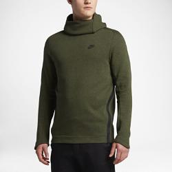 Мужская худи Nike Sportswear Tech FleeceМужская худи Nike Sportswear Tech Fleece с функциональным дизайном в городском стиле обеспечивает легкость, тепло и вентиляцию благодаря мягкому дышащему флису и застежке на молнии.<br>