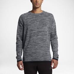Мужская толстовка Nike Sportswear Tech Knit CrewМужская толстовка Nike Sportswear Tech Knit Crew из одной из самых инновационных тканей Nike Sportswear со спиной из более мягкой ткани и анатомическим рисунком обеспечивает тепло.<br>