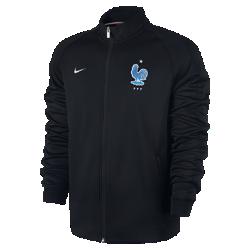 Мужская куртка FFF Authentic N98Мужская куртка FFF Authentic N98 из прочной ткани с воротником-стойкой и молнией до подбородка обеспечивает комфорт и защиту от холода.<br>