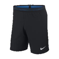 Мужские футбольные шорты 2017 FFF VaporМужские футбольные шорты 2017 FFF Vapor из легкой ткани с зональной вентиляцией и символикой клуба создают ощущение прохлады и комфорта.<br>