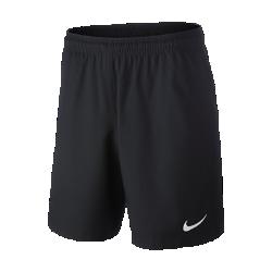 Мужские футбольные шорты 2017 FFF StadiumМужские футбольные шорты 2017 FFF Stadium из дышащей влагоотводящей ткани с эластичными вставками из сетки обеспечивают длительный комфорт и естественную свободу движений.<br>