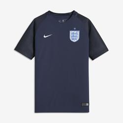 Футбольное джерси для школьников 2017 England Stadium AwayФутбольное джерси для школьников 2017 England Stadium Away из легкой влагоотводящей ткани обеспечивает охлаждение и комфорт.<br>