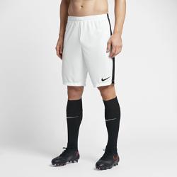Мужские футбольные шорты Nike Dri-FIT AcademyМужские футбольные шорты Nike Dri-FIT Academy из легкой влагоотводящей ткани с боковыми вставками из сетки обеспечивают вентиляцию и комфорт во время игры.<br>