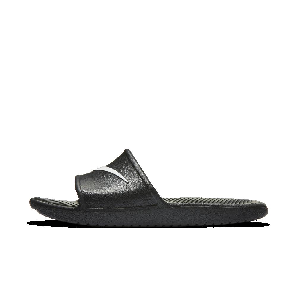 7ff1e3e6c247 Nike Kawa Shower Men s Slide Sandal Size 11 (Black)