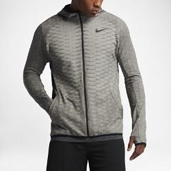 Мужская футболка для тренинга с длинным рукавом Nike DryМужская футболка для тренинга с длинным рукавом Nike Dry из легкой влагоотводящей ткани с воротником-стойкой обеспечивает защиту от влаги во время тренировок на улице.<br>