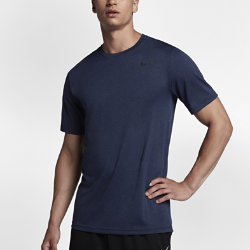 Nike Breathe Men's Short Sleeve Training Top. Nike.com