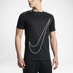 Мужская игровая футболка с коротким рукавом с графикой Nike Dry AcademyМужская игровая футболка с коротким рукавом с графикой Nike Dry Academy обеспечивает комфорт и свободу движений во время игры.<br>