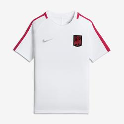 Игровая футболка для школьников Nike Dry NeymarИгровая футболка для школьников Nike Dry Neymar отдает дань уважения любимому игроку фирменной графикой на мягкой влагоотводящей ткани, обеспечивая длительный комфорт.<br>