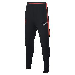 Футбольные брюки для школьников Nike Dry NeymarФутбольные брюки для школьников Nike Dry Neymar из мягкой влагоотводящей ткани с фирменными деталями легендарного игрока обеспечивают длительный комфорт.<br>
