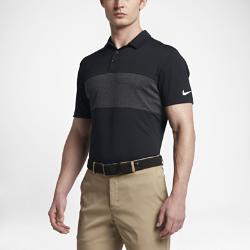 Мужская рубашка-поло для гольфа со стандартной посадкой Nike Breathe Color BlockМужская рубашка-поло для гольфа со стандартной посадкой Nike Breathe Color Block из влагоотводящей ткани обеспечивает комфорт во время игры.<br>