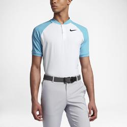 Мужская рубашка-поло для гольфа с облегающим кроем Nike RaglanМужская рубашка-поло для гольфа с облегающим кроем Nike Raglan обеспечивает комфорт на весь день благодаря влагоотводящей ткани и плотной посадке.<br>