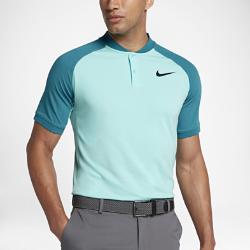 Мужская рубашка-поло для гольфа с облегающим кроем Nike RaglanКОМФОРТ И УНИВЕРСАЛЬНЫЙ СТИЛЬ. СВОБОДА ДВИЖЕНИЙ  Мужская рубашка-поло для гольфа с облегающим кроем Nike Raglan обеспечивает комфорт на весь день благодаря влагоотводящей ткани и плотной посадке.  Свобода движений  Рукава покроя реглан и плотная посадка обеспечивают свободу движений на протяжении всей игры.  Комфорт  Технология Dri-FIT отводит влагу с поверхности кожи, обеспечивая комфорт.  Обтекаемый дизайн  Низкопрофильный воротник-стойка не натирает кожу, позволяя полностью сконцентрироваться на игре.<br>
