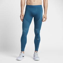 Мужские беговые тайтсы Nike Zonal Strength 69 смМужские беговые тайтсы Nike Zonal Strength 69 см из эластичной ткани обеспечивают поддержку ключевых мышц ног для новых рекордов в беге.  Направленная поддержка  Технология Nike Zonal Strength обеспечивает компрессию и фиксацию квадрицепсов и икроножных мышц, снимая напряжение. Эластичная ткань тянется во всех направлениях для абсолютной свободы движений.  Воздухопроницаемость и комфорт  Низкопрофильный пояс Flyvent еще более легкий и обеспечивает улучшенную воздухопроницаемость в сравнении с традиционными конструкциями для охлаждения в зоне повышенного тепловыделения.  Надежное хранение  Задний карман на молнии защищает содержимое от влаги благодаря влагоизоляции.<br>
