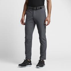 Мужские брюки для гольфа Nike FlexМужские брюки для гольфа Nike Flex из ткани, которая тянется во всех направлениях, дополнены эластичным внутренним поясом для надежной посадки и свободы движений.<br>