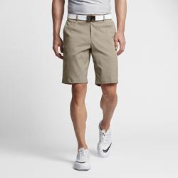 Мужские шорты для гольфа Nike Flat Front 26,5 смИнформация о товареСтандартная посадкаПояс на пуговице и ширинкаСостав: 95% полиэстер Dri-FIT/5% спандексМашинная стиркаИмпорт<br>