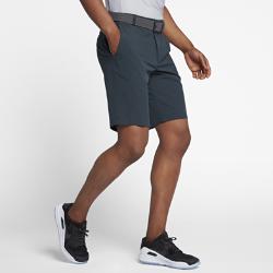 Мужские шорты для гольфа Nike FlexМужские шорты для гольфа Nike Flex из эластичной влагоотводящей ткани, которая тянется во всех направлениях, обеспечивают комфорт во время игры в жаркую погоду.  Эластичность и комфорт  Эластичная ткань тянется во всех направлениях, не сковывая движений при наклонах, поворотах и свингах.  Комфорт  Технология Dri-FIT отводит влагу от кожи на поверхность ткани, где она быстро испаряется.  Зауженный крой  Прилегающий крой повторяет линии тела, не ограничивая диапазон движений.<br>