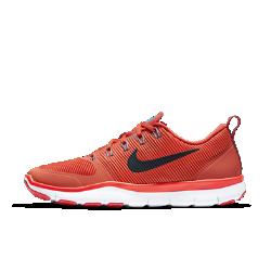 Мужские кроссовки для тренинга Nike Free Train VersatilityМужские кроссовки для тренинга Nike Free Train Versatility обеспечивают гибкость и поддержку, необходимые для интенсивных тренировок любого вида. Верх из основовязального трикотажа с нитями Flywire надежно фиксирует стопу, а революционная подметка Nike Free расширяется и сжимается при каждом шаге.<br>