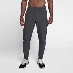 Мужские брюки для тренинга Nike FlexМужские брюки для тренинга Nike Flex из эластичной влагоотводящей ткани обеспечивают комфорт и свободу движений.<br>