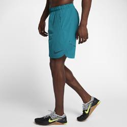 Мужские шорты для тренинга Nike Flex 20,5 смМужские шорты для тренинга Nike Flex 20,5 см обеспечивают полную свободу движений и вентиляцию во время самых интенсивных тренировок.<br>