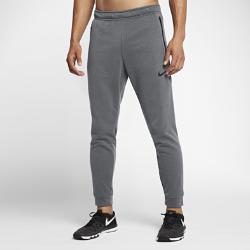 Мужские брюки для тренинга Nike Dri-FIT FleeceМужские брюки для тренинга Nike Dri-FIT Fleece из влагоотводящего флиса обеспечивают вентиляцию и тепло во время тренировок на улице.<br>