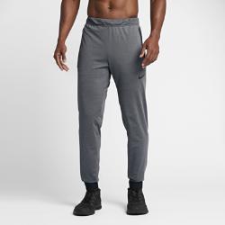 Мужские брюки для тренинга Nike DryМужские брюки для тренинга Nike Dry из влагоотводящей ткани обеспечивают вентиляцию и тепло во время тренировок на улице.<br>
