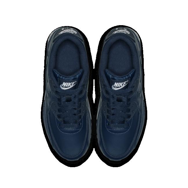 Nike Air Max 90 kindersneaker blauw