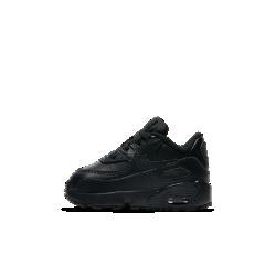 Кроссовки для малышей Nike Air Max 90 LeatherКроссовки для малышей Nike Air Max 90 Leather с прочным кожаным верхом и видимой вставкой Max Air в области пятки обеспечивают непревзойденную амортизацию. Преимущества  Верх из высококачественной кожи с синтетическими накладками для прочности и поддержки Видимая вставка Max Air в области пятки обеспечивает невесомую амортизацию Полноразмерная подошва из материала Phylon для прочности и стабилизации Вафельная резиновая подметка обеспечивает прочность и надежное сцепление Эластичные желобки обеспечивают естественность движений стопы  Истоки Nike Air Max Истоки Nike Air Max Революционная вставка Air-Sole используется в обуви Nike с конца 70-х годов. В 1987 году мир впервые увидел кроссовки Nike Air Max 1 с видимой вставкой Air-Sole в областипятки. С тех пор комфорт можно не только почувствовать, но и увидеть. Кроссовки Nike Air Max следующего поколения стали очень популярны среди атлетов и коллекционеров благодаря ярким цветовым сочетаниям и надежной амортизации без утяжеления.<br>
