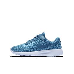 Кроссовки для школьников Nike Tanjun PrintКроссовки для школьников Nike Tanjun Print с цельной амортизирующей подошвой и верхом из легкого текстиля обеспечивают гибкость, комфорт и воздухопроницаемость.<br>