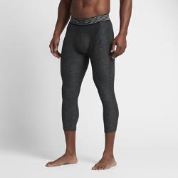 Мужские тайтсы для тренинга длиной 3/4 Jordan 23 Alpha EleМужские тайтсы для тренинга Jordan 23 Alpha Ele длиной 3/4 из эластичной влагоотводящей ткани с сетчатыми вставками обеспечивают вентиляцию и комфорт во время тренировок.<br>