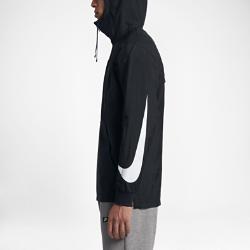 Мужская куртка с логотипом Swoosh Nike Sportswear Woven PackableМужская куртка с логотипом Swoosh Nike Sportswear Woven Packable со складной конструкцией из легкой ткани обеспечивает оптимальную защиту в изменчивую погоду.<br>