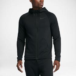Мужская худи Nike Dry TrainingМужская худи Nike Dry Training из влагоотводящей ткани с облегающим кроем обеспечивает комфорт и защиту во время тренировки.<br>