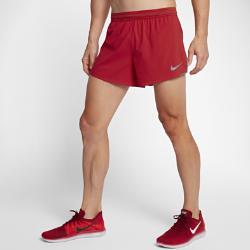 Мужские беговые шорты Nike AeroSwift 10 смМужские беговые шорты Nike AeroSwift 10 см из ультралегкой ткани с кроем, точно повторяющим контуры тела, позволяют ни на что не отвлекаться на пробежке. Подкладка с вставками из сетки для поддержки и вентиляции. Несколько карманов позволяют хранить все необходимое для забега: например, карман спереди предназначен для соляных таблеток.<br>