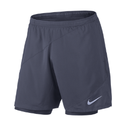 "Nike Distance 2-in-1 Men's 7"" (18cm approx.) Running Shorts"