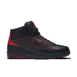 Мужские кроссовки Air Jordan 2 RetroМужские кроссовки Air Jordan 2 Retro являются обновлением оригинальной модели и обладают верхом из первоклассной кожи, обеспечивая мягкость и отличную амортизацию, которые завоевали популярность легендарным кроссовкам.<br>