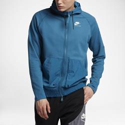 Мужская худи с полноразмерной молнией Nike InternationalМужская худи с полноразмерной молнией Nike International обеспечивает легкость и комфорт на весь день.<br>