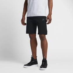 Мужские шорты Nike Sportswear Tech KnitМужские шорты Nike Sportswear Tech Knit из легкого трикотажа с перфорированными вставками обеспечивают тепло и вентиляцию.<br>